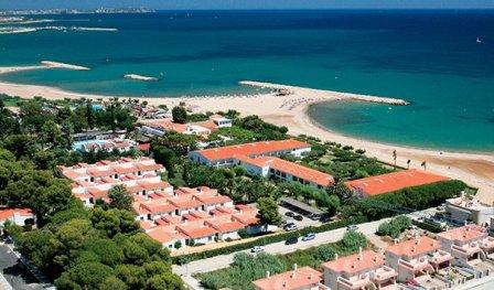 Cambrils - fairly young resort town